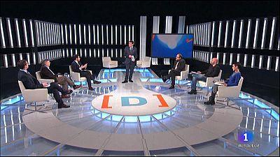 El Debat de La 1 - An�lisi de la complicada situaci� pol�tica espanyola i catalana