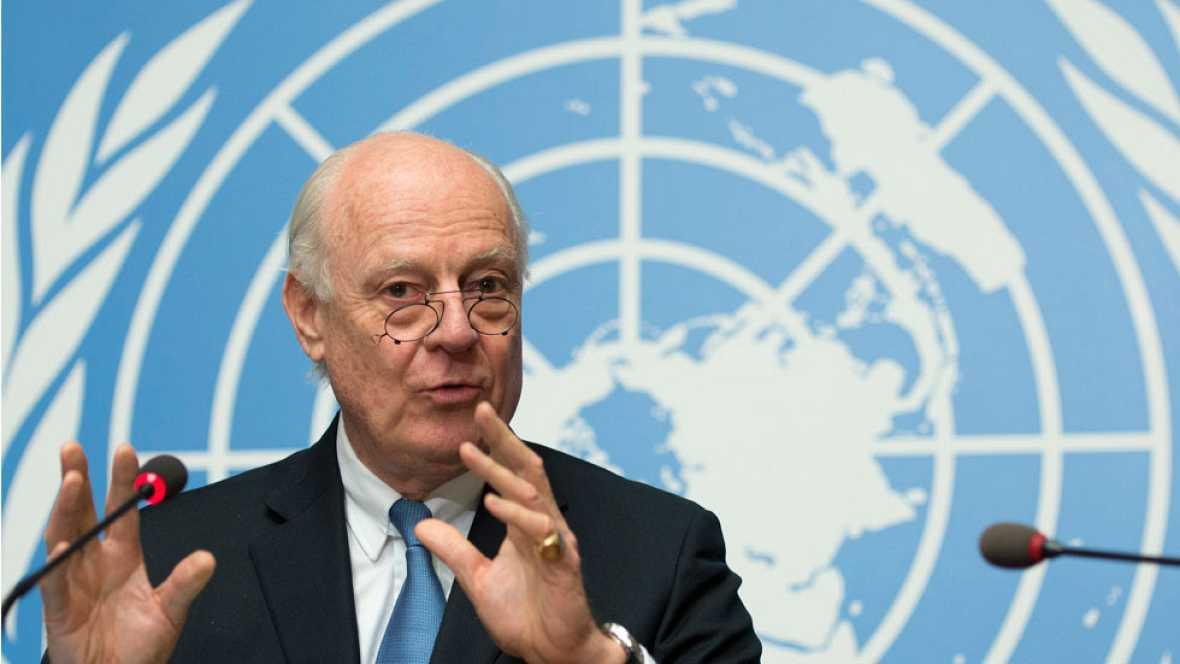 Entra en vigor la tregua en Siria