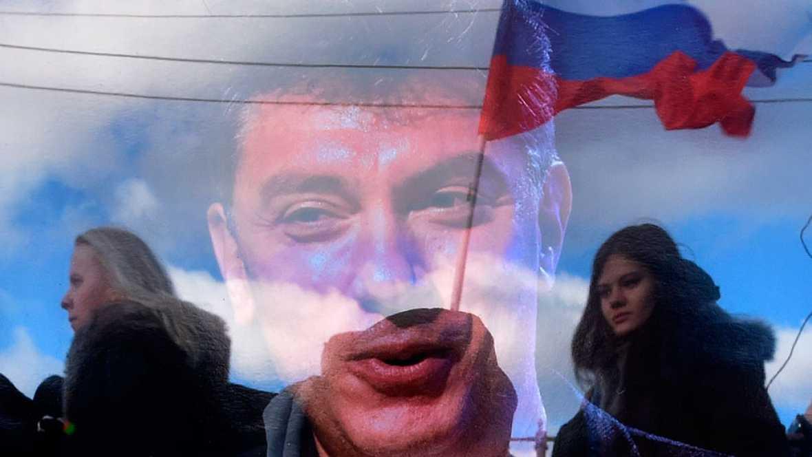 Sigue estancada la investigación sobre el asesinato de Boris Nemtsov