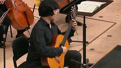 Los conciertos de La 2 - XVI Ciclo de Jóvenes Músicos Nº 3, parte 1. - Ver ahora