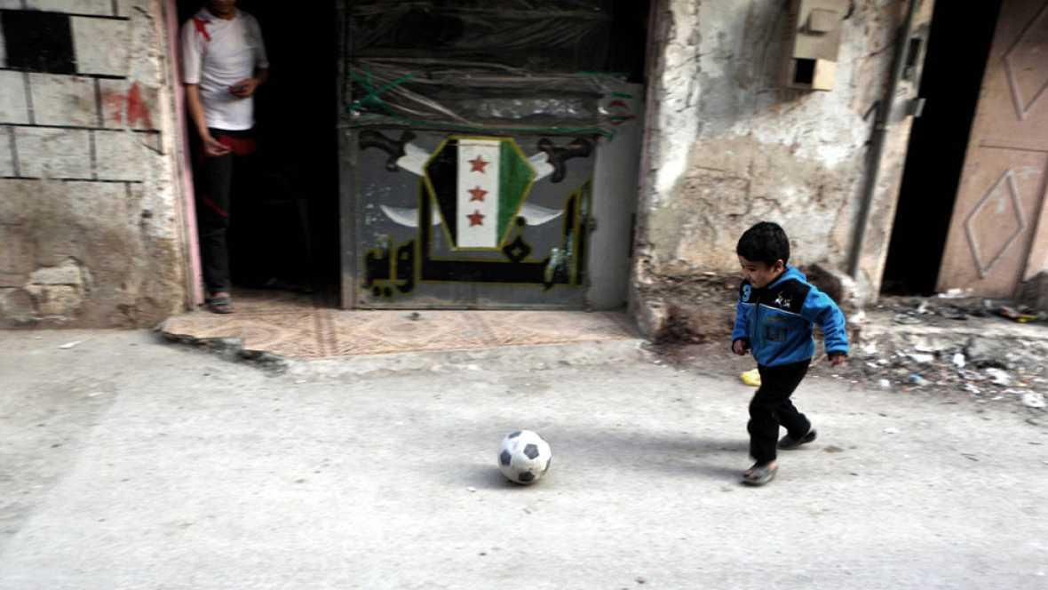 Segundo día de tregua en Siria