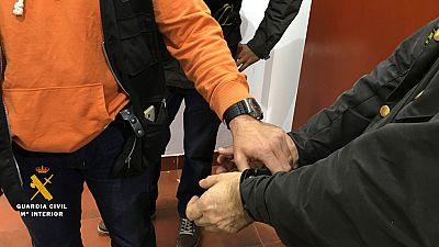 Detienen en Logroño a un hombre acusado de corrupción de menores