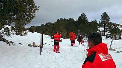 Mueren dos senderistas en la sierra de Castellón