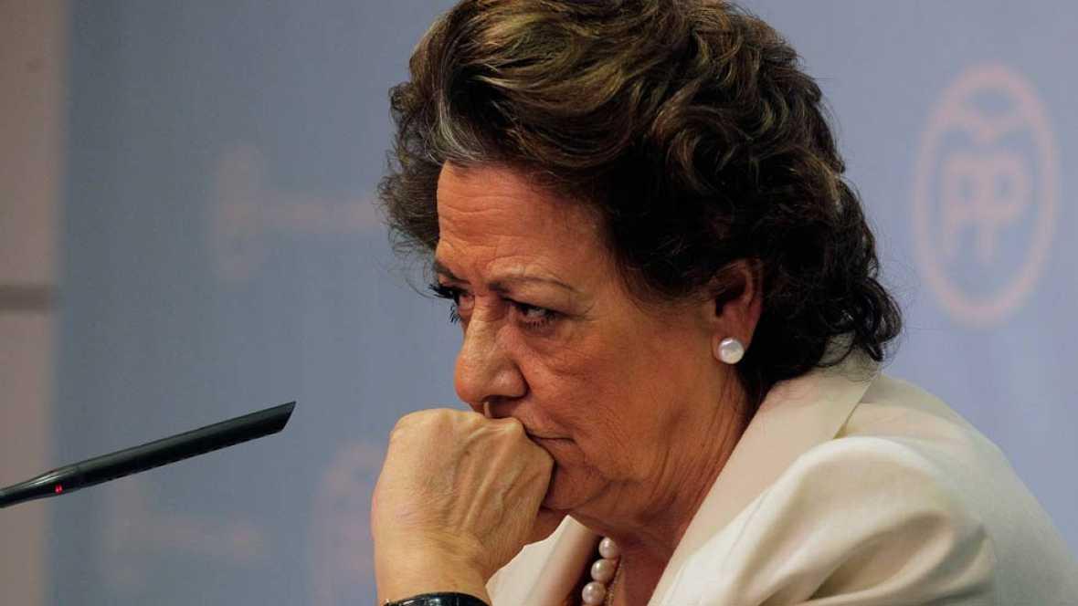 Rita Barberá no se presenta en las Cortes Valencianas