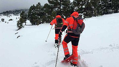 Los senderistas fallecidos en Castellón fueron rescatados gracias a la localización del superviviente