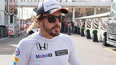 El español Fernando Alonso ha afirmado que sueña con ser algún día campeón con McLaren y que este año no descarta hacer podio.