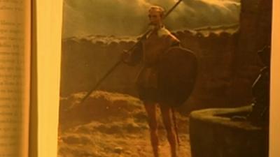 Imaginario del Quijote - Cap�tulo 1
