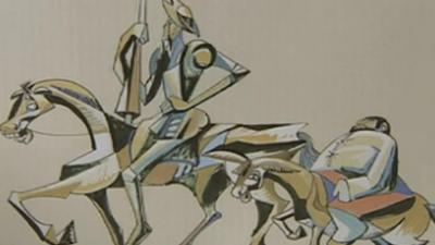 Imaginario del Quijote - Cap�tulo 4