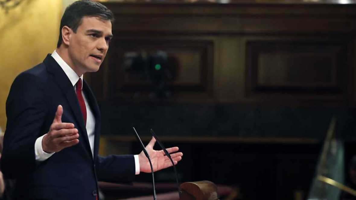 Especial informativo - Debate de investidura de Pedro Sánchez (1) - 01/03/16 - ver ahora