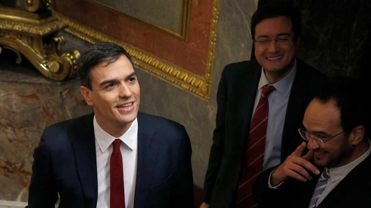 Las medidas propuestas por Pedro Sánchez en su discurso de investidura