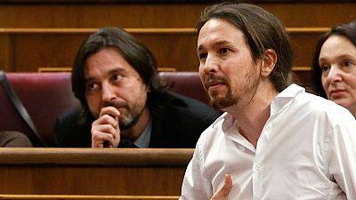 """Iglesias: """"El señor Felipe González tiene el pasado manchado de cal viva"""""""