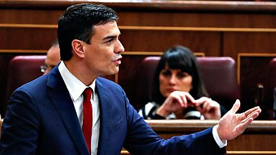 Pedro Sánchez recibe la negativa de los partidos minoritarios y el Grupo Mixto