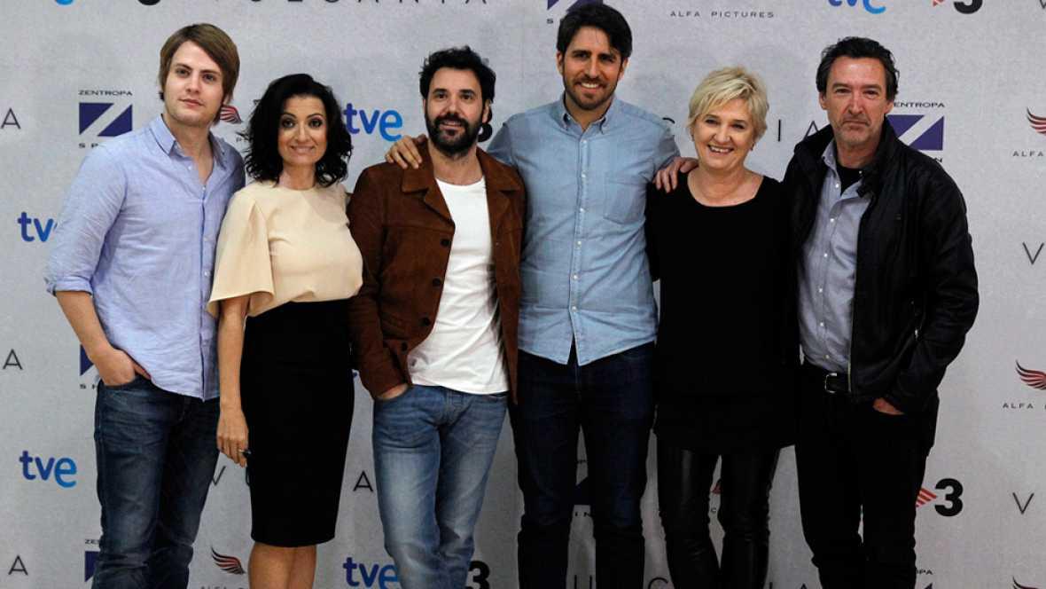 'Vulcania', ópera prima de José Skaf, llega a las salas de cine de España