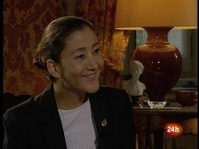 """La ex candidata a la presidencia de Colombia, Ingrid Betancourt, ha asegurado en una entrevista a TVE que las FARC """"deben rectificar y liberar a los secuestrados""""."""