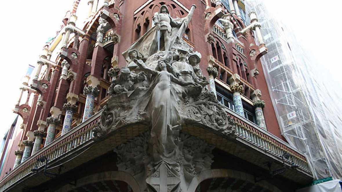 Imprescindibles - Domènech i Montaner, un arquitecto poliédrico - Ver ahora