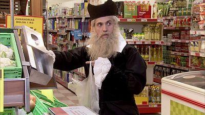 José Mota presenta - Nostradamus en el super