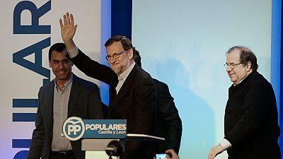 Rajoy lamenta el tiempo malgastado