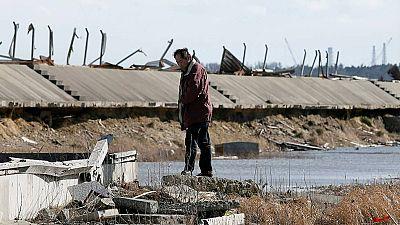 Japón inicia los homenajes a las víctimas del terremoto de 2011
