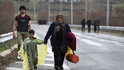 Las mafias aprovechan la dramática situación de los refugiadas