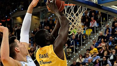 Herbalife Gran Canaria 93-103 Real Madrid