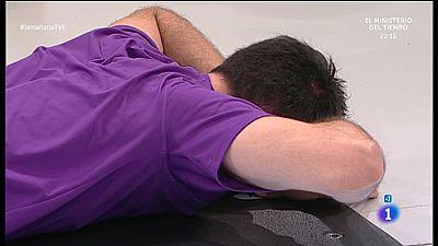 Ejercicios para hombro y cuello