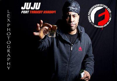 Ritmo urbano - Juju, miembro de los Beatnuts