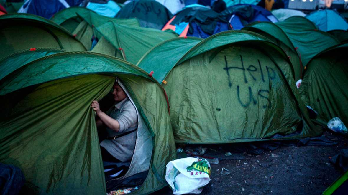 La UE estudia devolver a Turquía a los refugiados que lleguen a Grecia