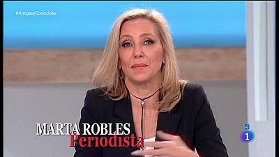 Aclaraci�n de Marta Robles