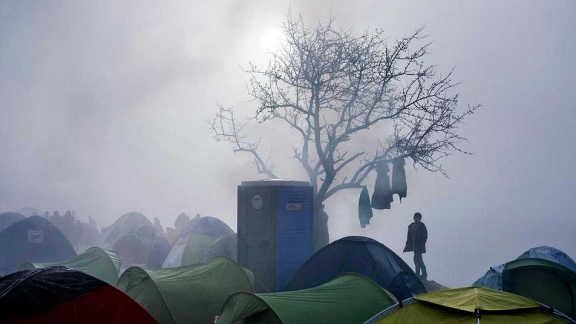 La UE pacta con Turquía devolver a los refugiados que lleguen a territorio europeo