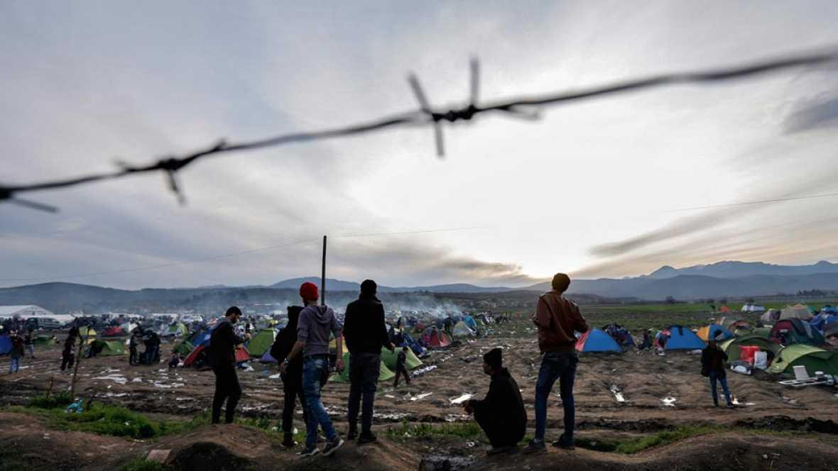 La ONU advierte a la Unión Europea de que las expulsiones colectivas de refugiados son ilegales