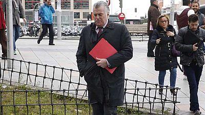 Luis Bárcenas vuelve a declarar y detalla el contenido de los ordenadores