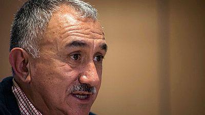 Tres candidatos aspiran a suceder a Cándido Méndez al frente de UGT