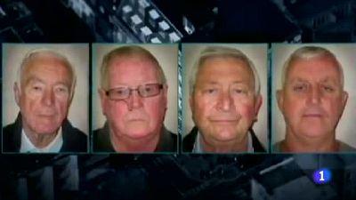 Condenados los 'jubilados' que perpetraron el mayor robo en la historia de Inglaterra