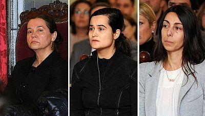 La Audiencia de León absuelve del asesinato de Isabel Carrasco a Raquel Gago