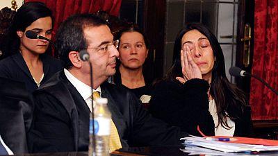El juez absuelve del asesinato de Carrasco a Raquel Gago pero la condena por encubridora