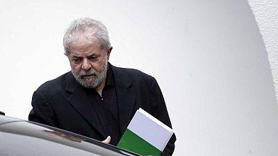 La Fiscalía brasileña presenta cargos contra Lula da Silva por varios delitos