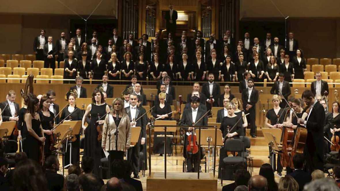 """XIV Concierto """"In Memorian"""", homenaje a las víctimas del terrorismo - ver ahora"""
