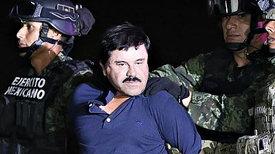 Un documental sostiene que Sean Penn vió a 'El Chapo' por encargo de Oliver Stone para rodar su biografía
