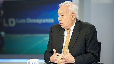"""García-Margallo: """"En Libia hay que hacer algo, si no esto se va a complicar extraordinariamente"""""""