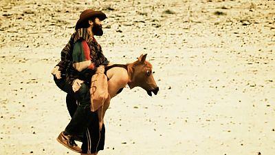 Cine Low Cost: 'Un caballo llamado Mazado'