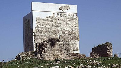 La restauración del castillo de Matrera, en Cádiz, foco de todas las críticas