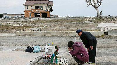 Japón conmemora el quinto aniversario de la catástrofe nuclear de Fukushima