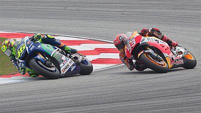 """Rossi: """"Márquez me traicionó,  solo era mi amigo cuando me ganaba"""""""