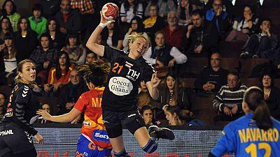Balonmano - Clasificaci�n Campeonato de Europa Femenino. 4� Jornada: Espa�a-Holanda - Ver ahora