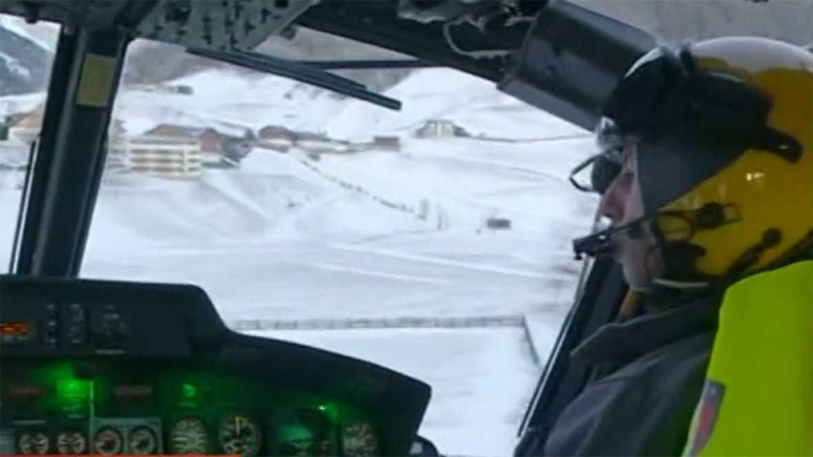 Seis esquiadores muertos en una avalancha en los Alpes italiano