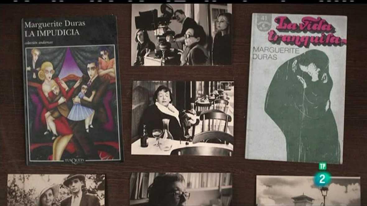 Página Dos - Aniversario - La vida de Marguerite Duras a los 20 años de su muerte