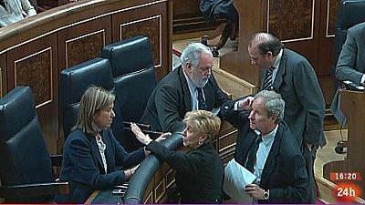 Parlamento - Conoce el parlamento - Indemnización a los exdiputados - 12/03/2016