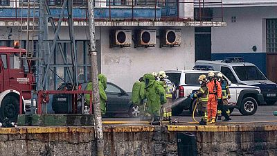 Dos muertos tras una explosión en una fábrica de hielo en la localidad vizcaína de Ondarroa