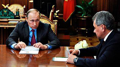 El presidente de Rusia, Vladímir Putin, retirará progresivamente sus tropas desplegadas en Siria