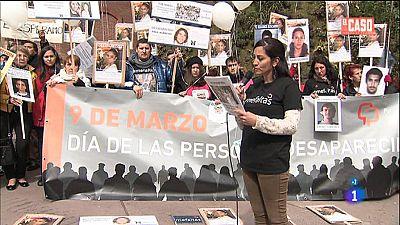 Recuerdo de las personas desaparecidas